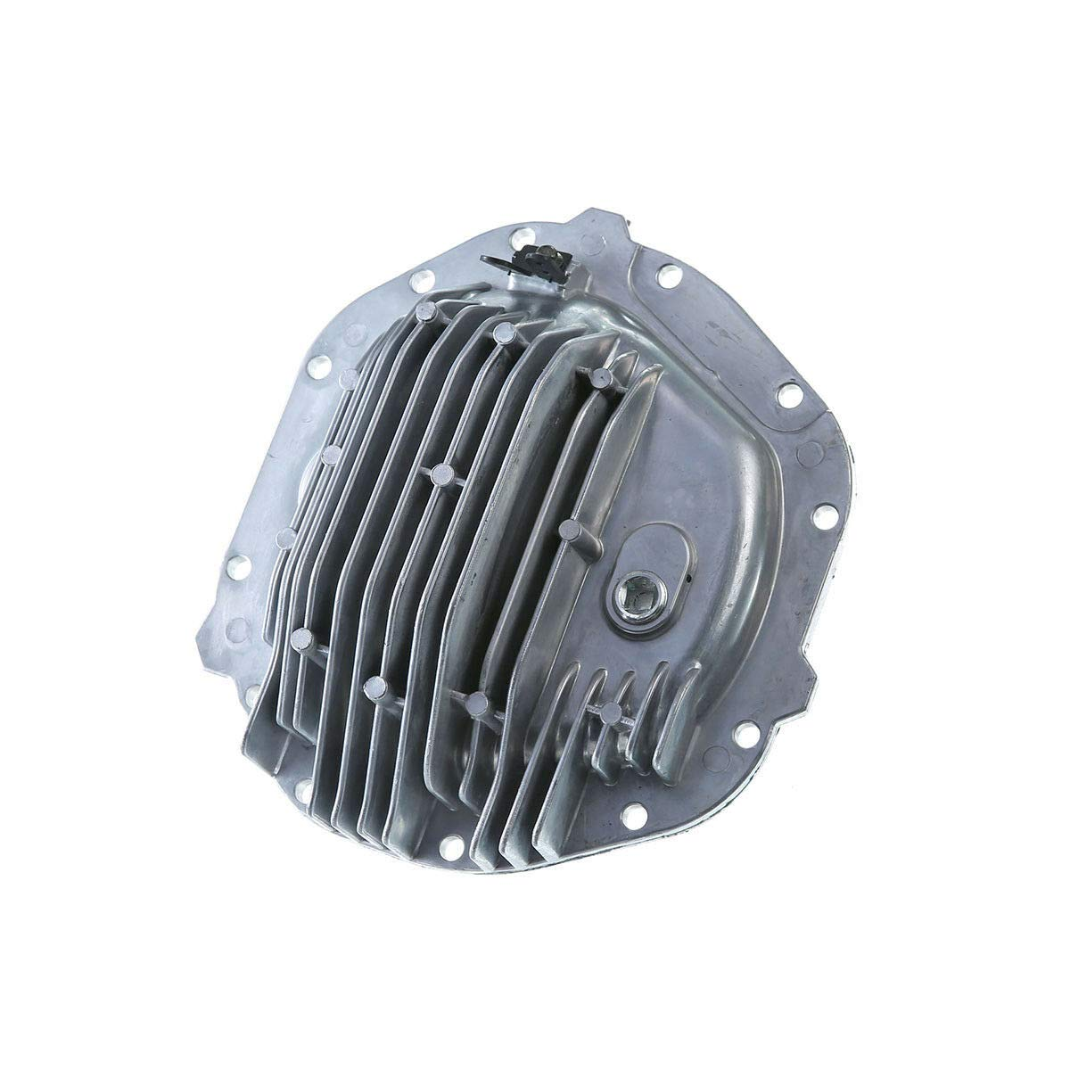 Rear Differential Cover for 2004-2015 Nissan Titan V8 5.6L