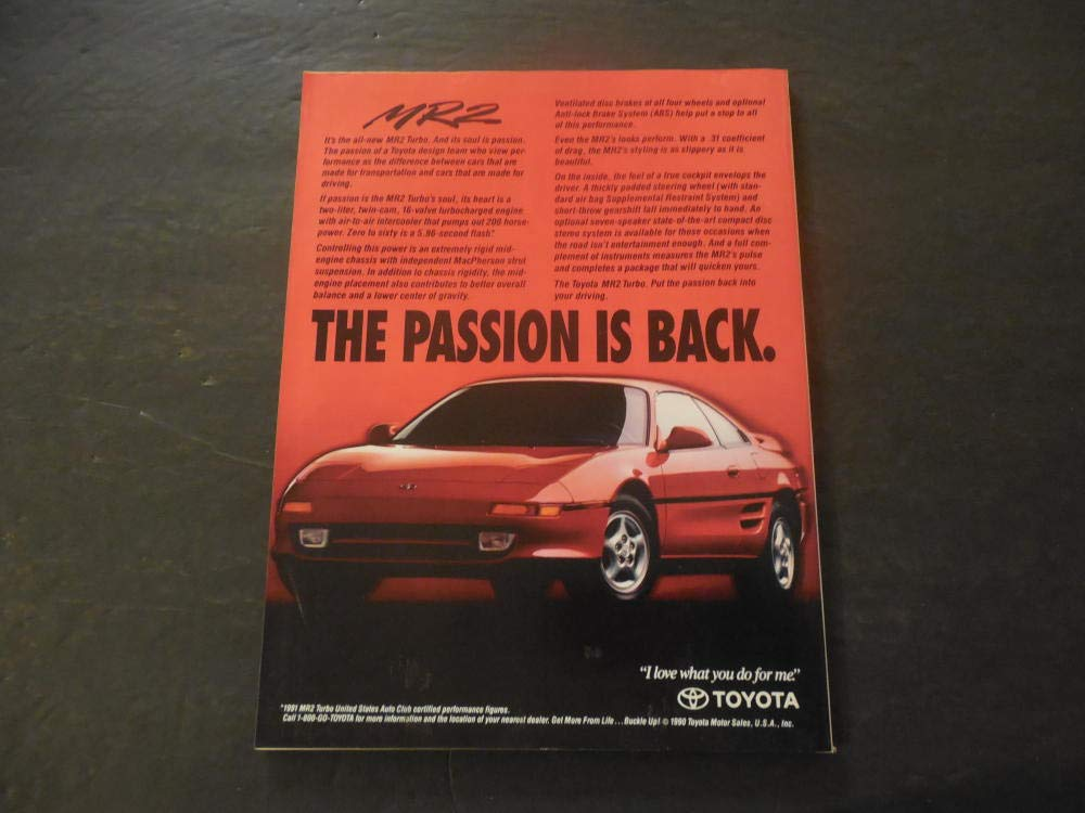 Car And Driver Sep 1990 Ferrari 348ts; Lotus Esprit Turbo; Porsche 911 at Amazons Entertainment Collectibles Store