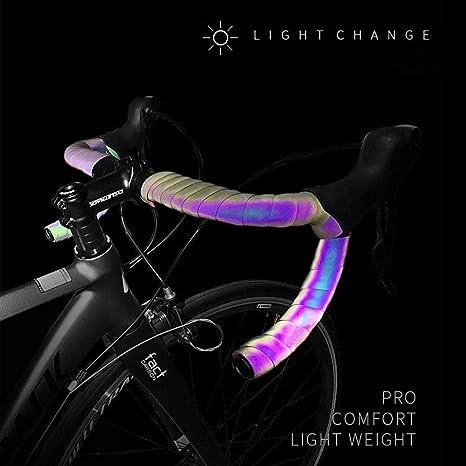 Carbon Fiber Comfort GEL Road Bike Handlebar Tape Bike Bar Wrap New @ami @k qxn