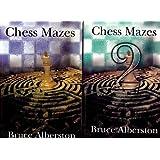 Chess Mazes 1 & 2: 2 Volumes
