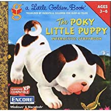 Golden Books - The Poky Little Puppy (Jewel Case)