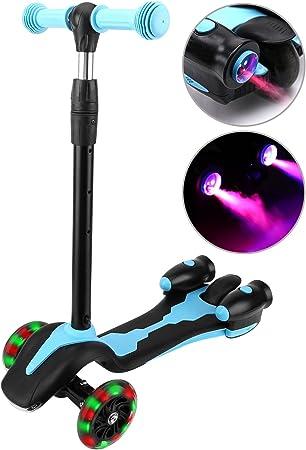 Amazon.com: Newest diseño [Sensor de presión] Kick Scooter ...