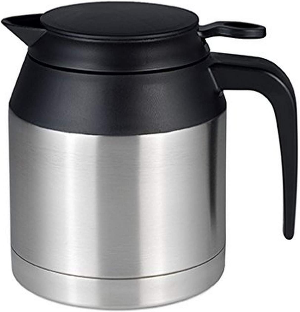 B071VK1XZ5 Bonavita BV1500RC01 5-cup Thermal Carafe, Silver/Black 61RBEcY2ThL