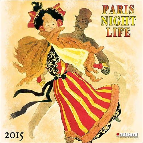 Descargar libros en francés mi kindle Paris Nightlife 2015 (Media Illustration) PDF