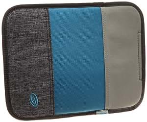 Timbuk2 Slim Sleeve Case for new iPad and iPad 2 (Grey/Cold Blue/Tusk Grey, 10P)