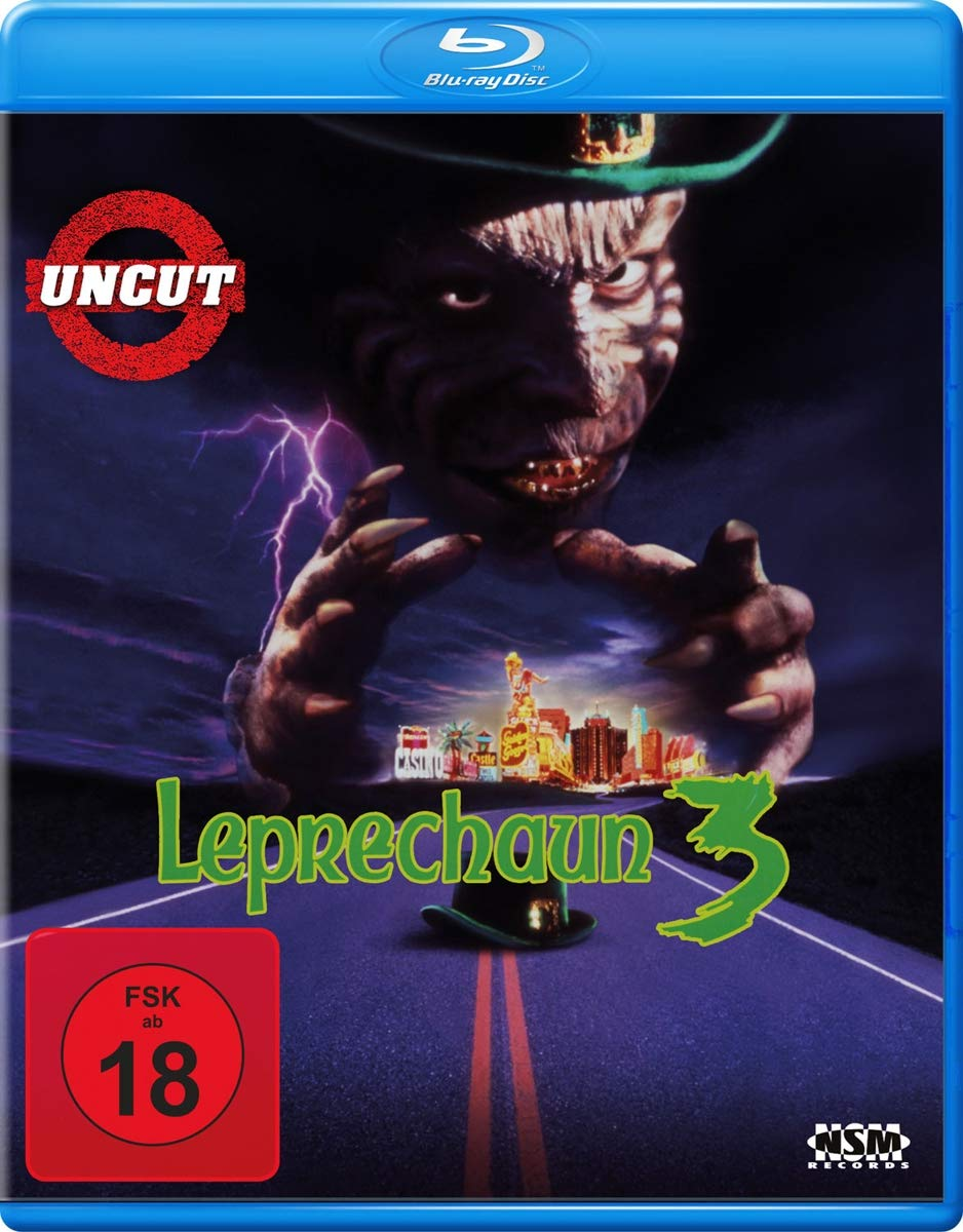 Leprechaun 3 (uncut) [Alemania] [Blu-ray]: Amazon.es: Armstrong ...
