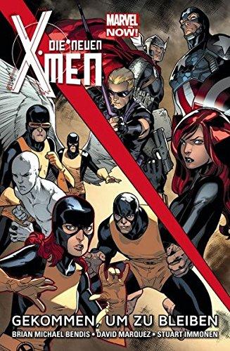 Die neuen X-Men - Marvel Now!: Bd. 2: Gekommen, um zu bleiben Taschenbuch – 15. September 2014 Brian Michael Bendis David Marquez Stuart Immonen Panini