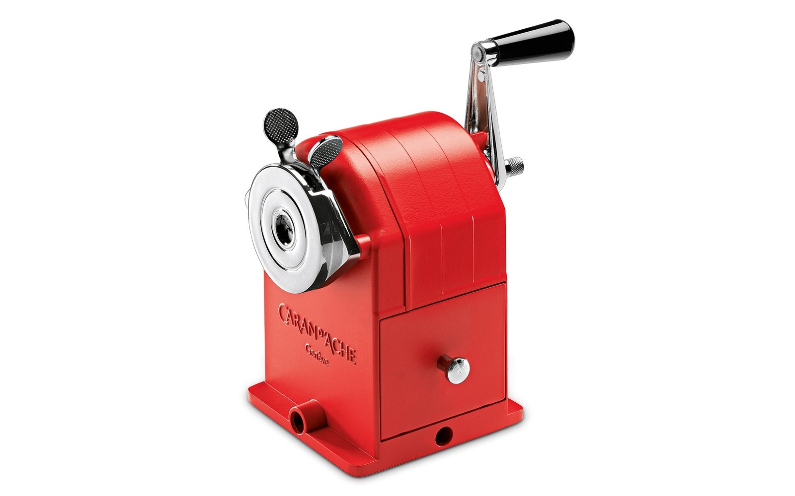 Caran D'ache Pencil-Sharpening Machine Red by Caran d'Ache
