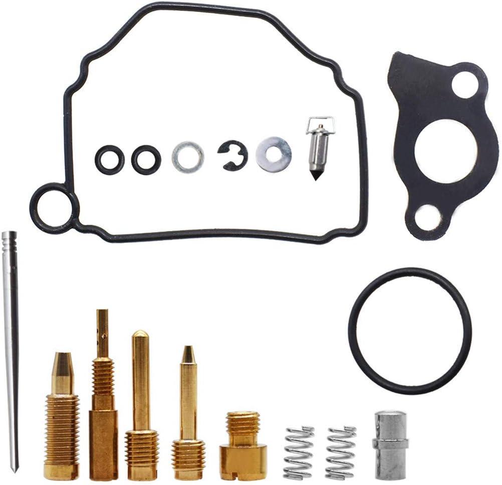 WFLNHB New Carb Carburetor Rebuild Kit Fit for Yamaha TTR-90 and TT-R90E 2000-2005