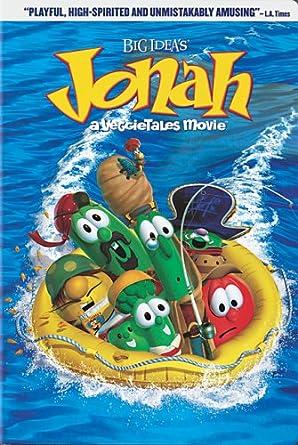 Amazon.com: Jonah - A VeggieTales Movie: Dan Anderson (III ...