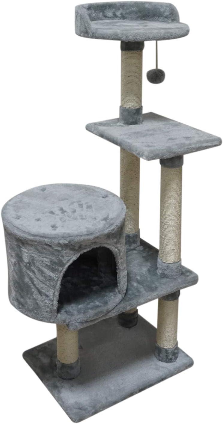 FISH&NAP Cat Tree Cat Condo Prime