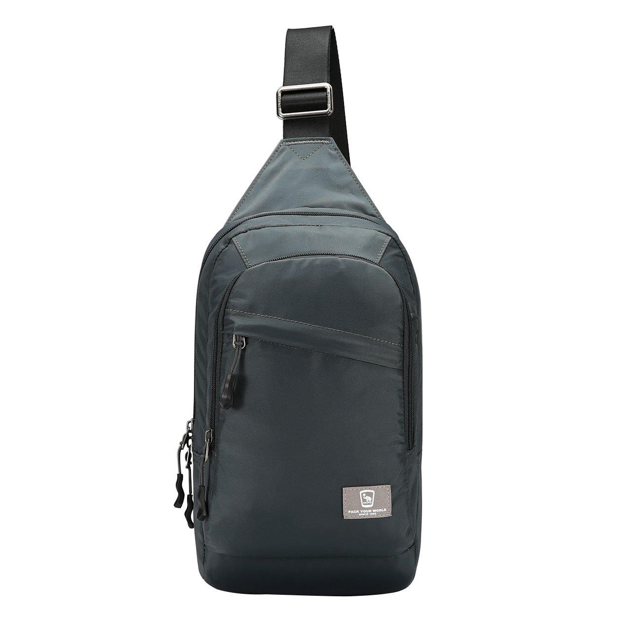 Oiwas Sling Bag Per Uomini E Donne Zaino Da Viaggio Crossbody Daypack Per L'Escursionismo, Il Pendolarismo E Il Viaggio