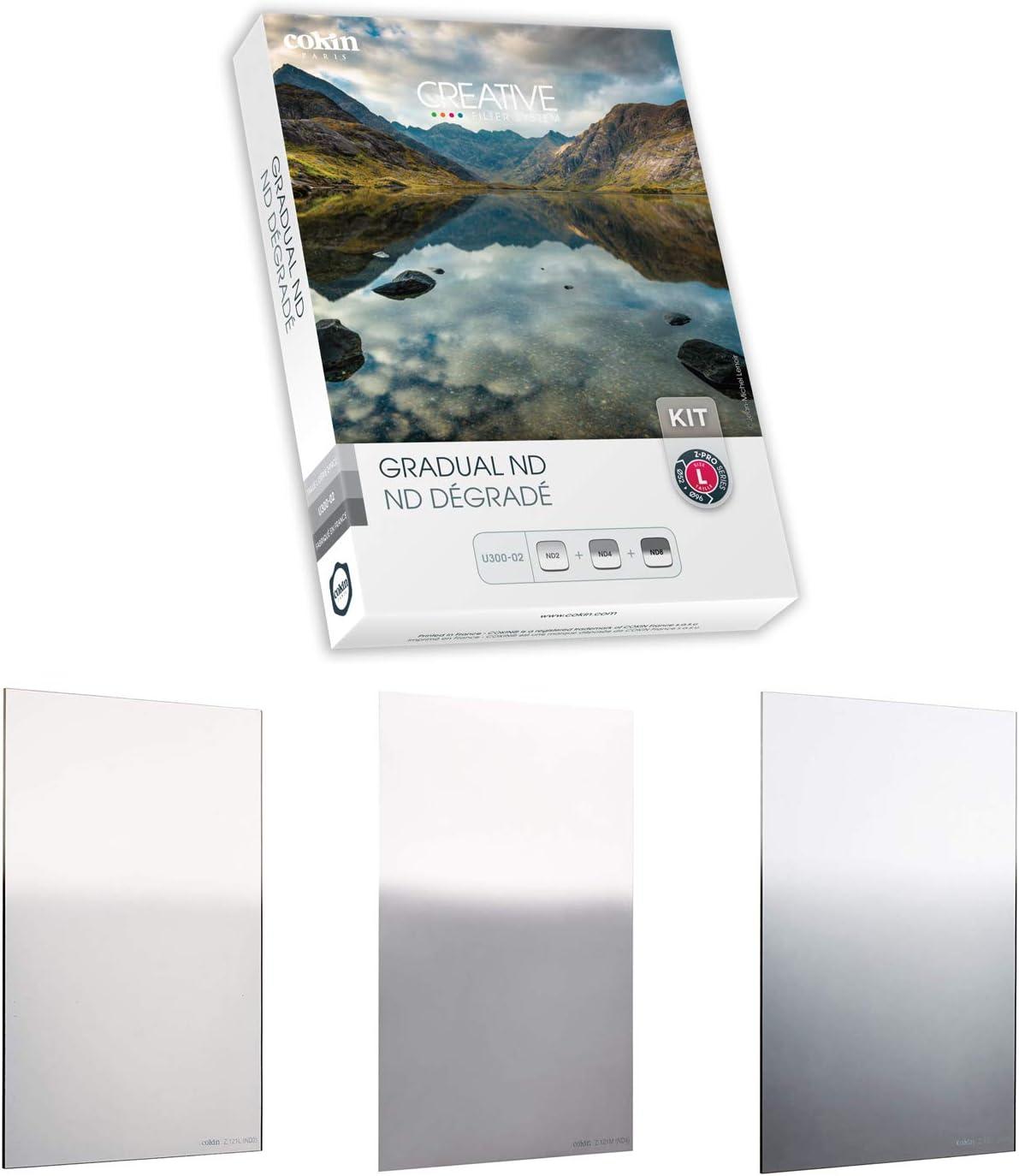 Cokin U40003 Z-PRO Black and White Filter Kit