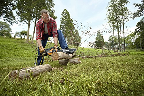 WORX WG303.1 Powered Chain Saw, 16