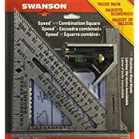 Swanson Tool S0101CB Speed Square Layout Tool