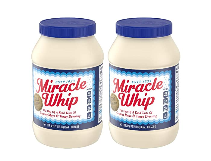 The Best Miracle Whip Prime Pantry