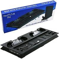 Dobe PS4 Pro Multi Fonksiyonel Fanlı Stand