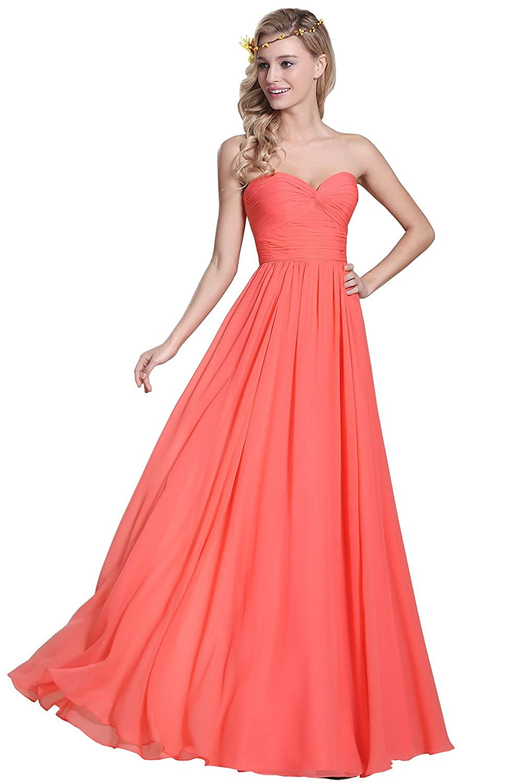7415d8caba9 Coral Bridesmaid Dresses Amazon - Gomes Weine AG