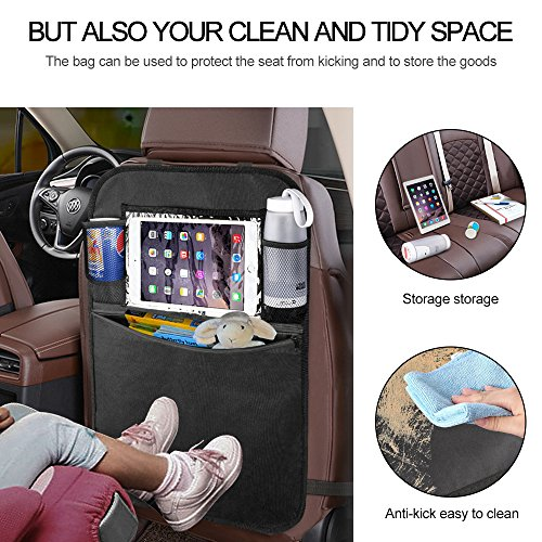 Review Car Back Seat Protector,