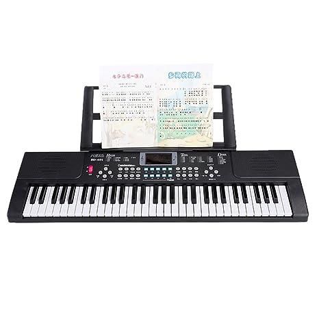 Elettronica Pianoforte Bambino Tasti 61 Ovitop Tastiera LqUpjSGMzV