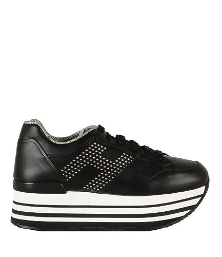 Hogan Sneakers Maxi H283 Donna Mod. HXW2830AA70 35  Amazon.co.uk ... 687a12cbd3e