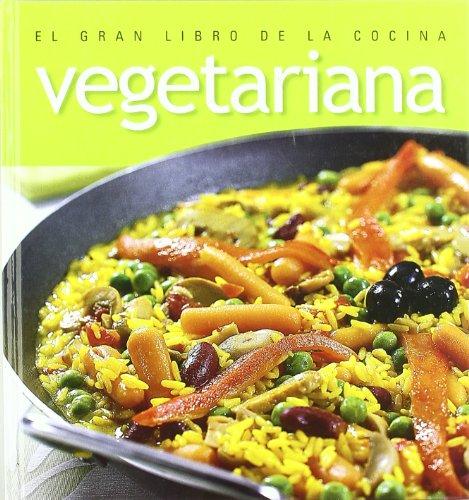 GRAN LIBRO DE LA COCINA VEGETARIANA - EUROIMPALA