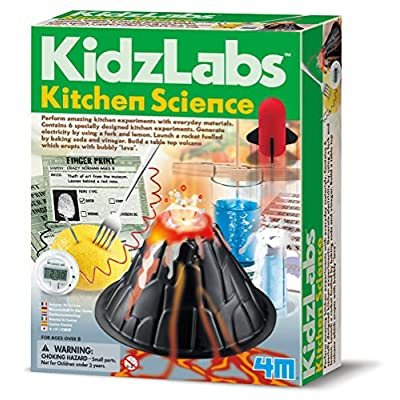 Great Gizmos Kidz Labs Kitchen Science: Toys & Games