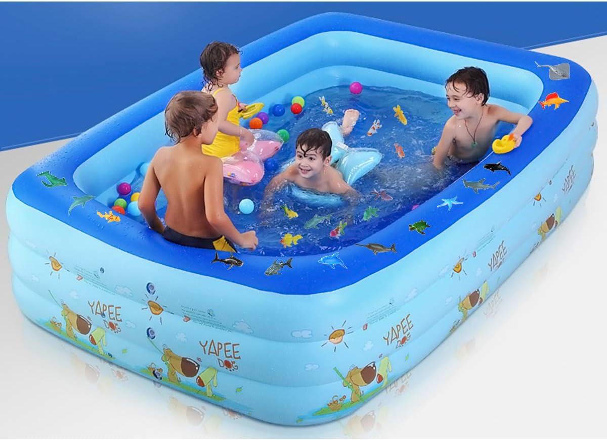 Amazon.com: [36 unidades] Juguetes de baño con animales de ...