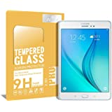 Affix Tempered Glass Guard for Samsung Galaxy Tab A [SM-T350 / SM-T355] [8 Inch] With Free Cleaning and Application Kit