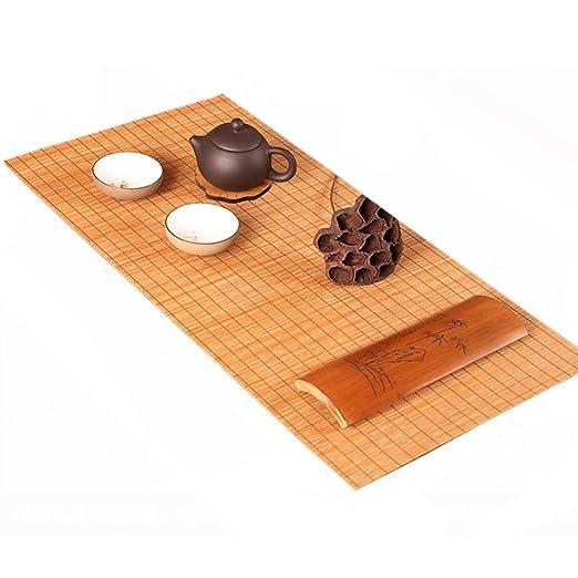 Caminos de mesa Listones De Bambú De Estilo Japonés: Manteles ...