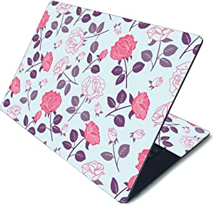 """MightySkins Skin for Microsoft Surface Laptop 3 15"""" - Vintage Floral 