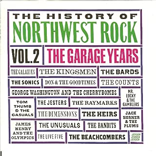 product image for The History of Northwest Rock, Vol. 2: The Garage Years