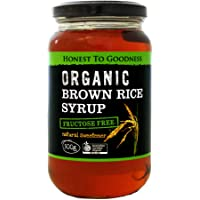 Honest to Goodness Organic Brown Rice Syrup, 500 Grams