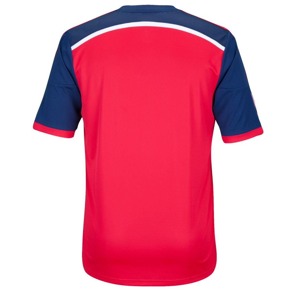 41ad63cb1dd Chicago Fire Adidas MLS Performance Replica Jersey - Red  Amazon.co.uk   Sports   Outdoors