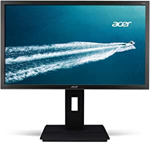 "Acer UM.FB6AA.007 B246HL 24"" LED LCD Monitor - 16:9-5 ms, Black"