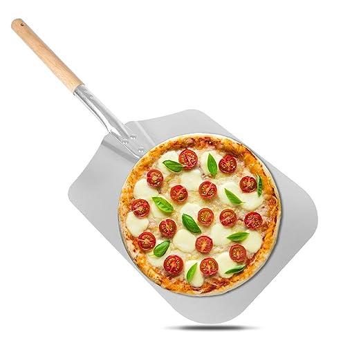 Pizza Peel, 1Pc Cocina Aleación de Aluminio Pizza Peel Bakers ...