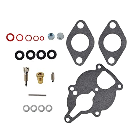 Amazon com: Karbay Carburetor Rebuild Kit For Wisconsin