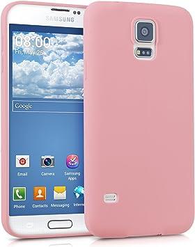 kwmobile Funda Compatible con Samsung Galaxy S5 / S5 Neo: Amazon.es: Electrónica