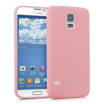 Amazon.com: kwmobile Carcasa de silicona y TPU para Samsung ...