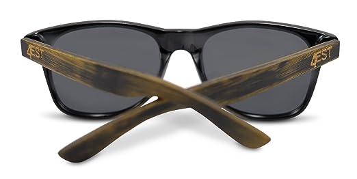 9e9b266b0d Amazon.com  Bamboo Sunglasses - 100% Polarized Wood Shades for Men   Women  from the