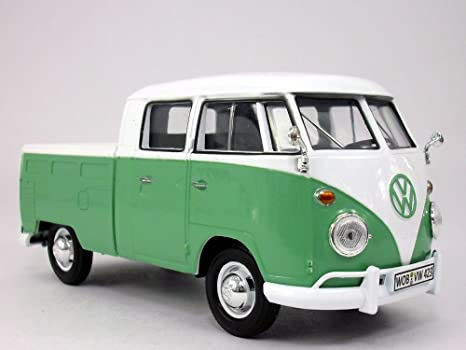 Amazon volkswagen vw t1 pick up bus van 124 scale diecast volkswagen vw t1 pick up bus van 124 scale diecast metal thecheapjerseys Choice Image