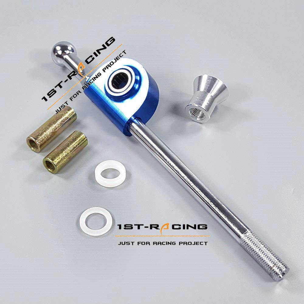 ISPEEDY Quick Short Shifter For Subaru Impreza WRX/STi GC8 5 Speed MT Short 97-05 (blue)