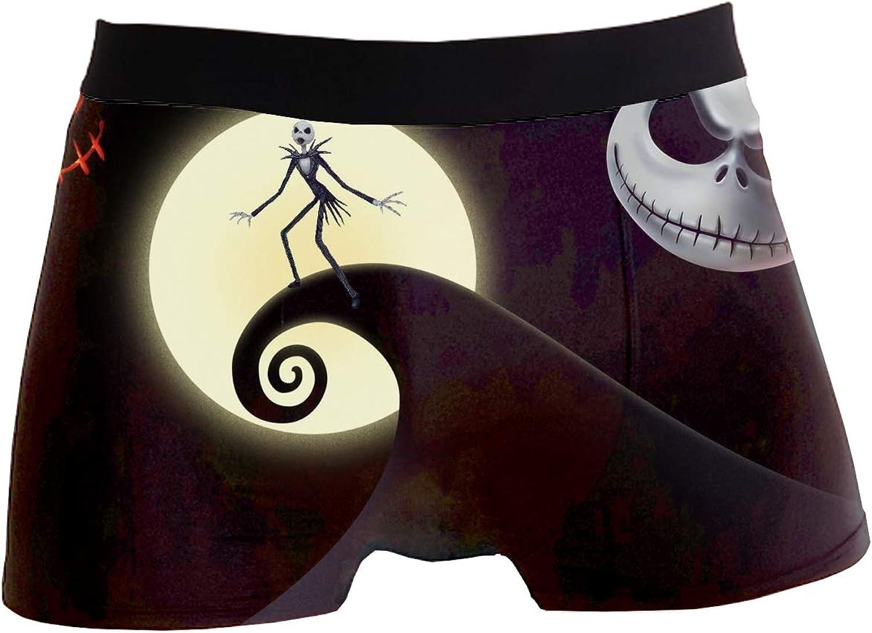 The Nightmare Before Christmas Multi Disney Jack Skellington Boxer Briefs for Men
