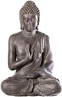 Amazoncom Design Toscano Praying Baby Buddha Asian Garden