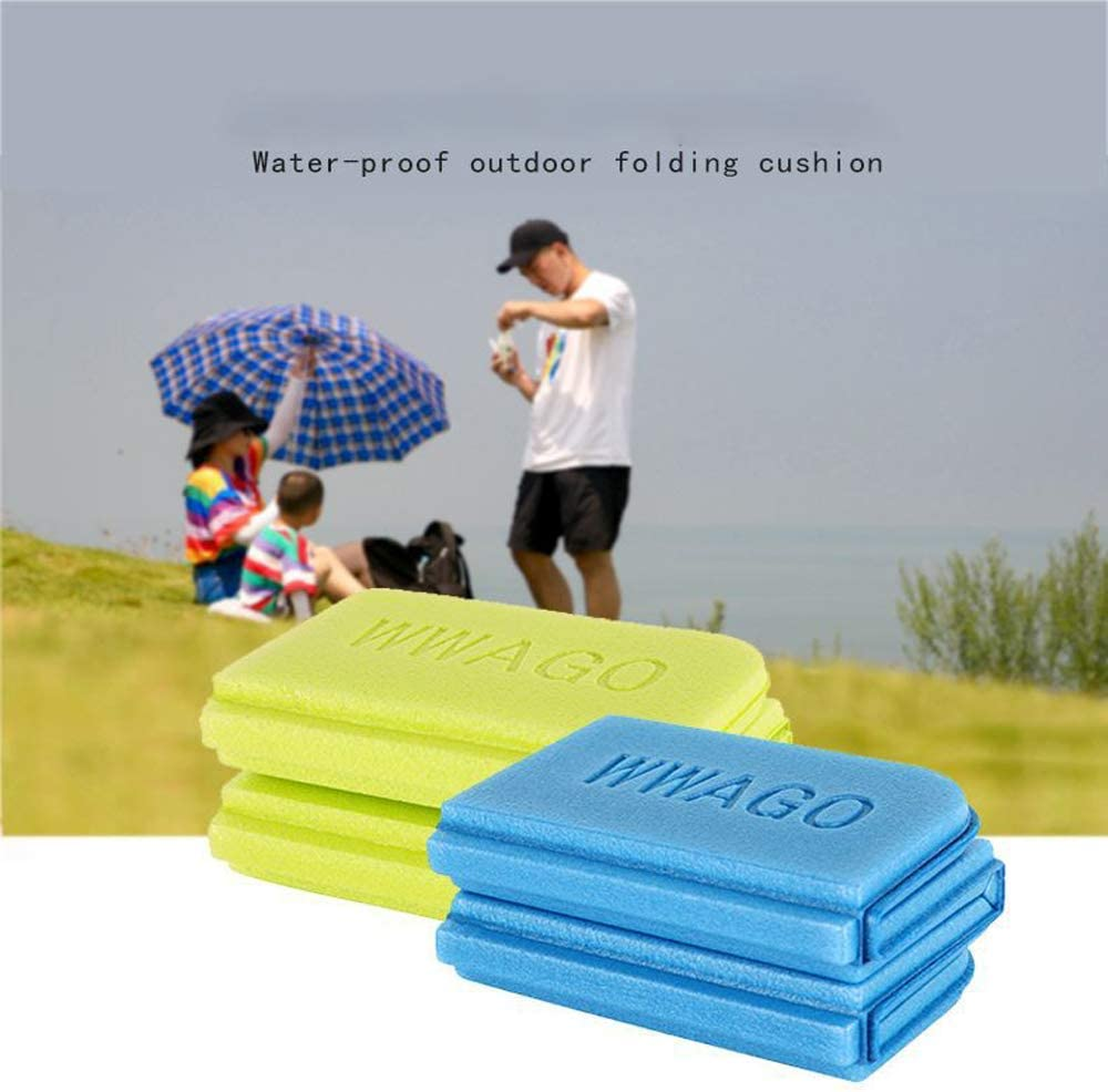 per giardino picnic SNOWZAN campeggio impermeabile per bambini Cuscino pieghevole per esterni