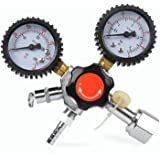 Dual Gauge CO2 Regulator for Draft Beer Homebrew Kegerator CGA320