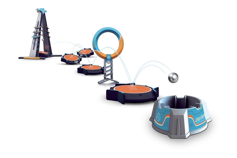 Goliath- Boomtrix, Pack Lanzadera y trampolines (80602)
