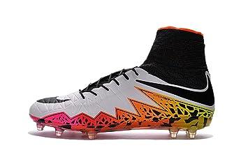 brand new 54479 977e9 Chaussures de football Hypervenom Phantom II FG ACC Hi Top Homme Bottes de  Football, Homme