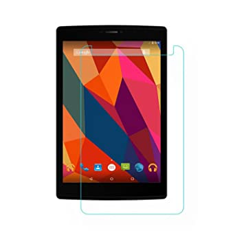 Fastway Tempered Glass Screenguard for Micromax Canvas P681 Tablet Screen Guard Touch Screen Tablet Screen Protectors