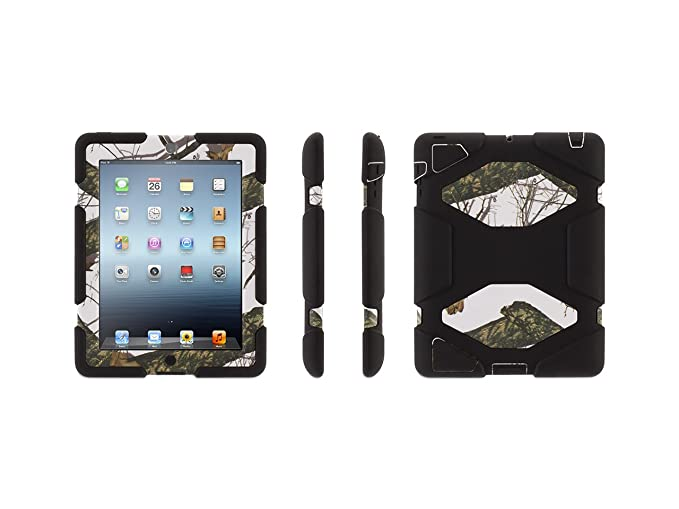 amazon com griffin, ipad 2 3 4 case, survivor all terrain withimage unavailable image not available for color griffin, ipad 2 3 4 case